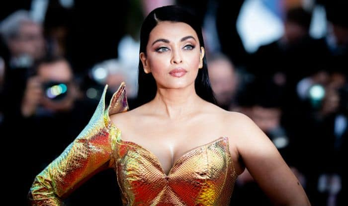 Watch: When Aishwarya Rai Bachchan Walked The Red Carpet at Cannes 2019