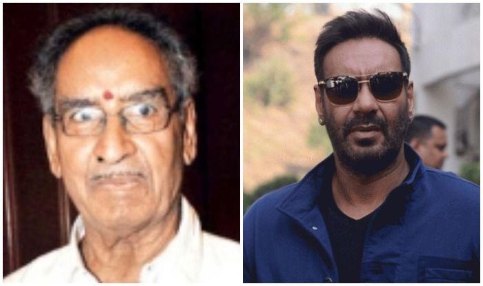 अभिनेता अजय देवगन के पिता वीरू देवगन का निधन, एक्शन निर्देशक के रूप में थे मशहूर
