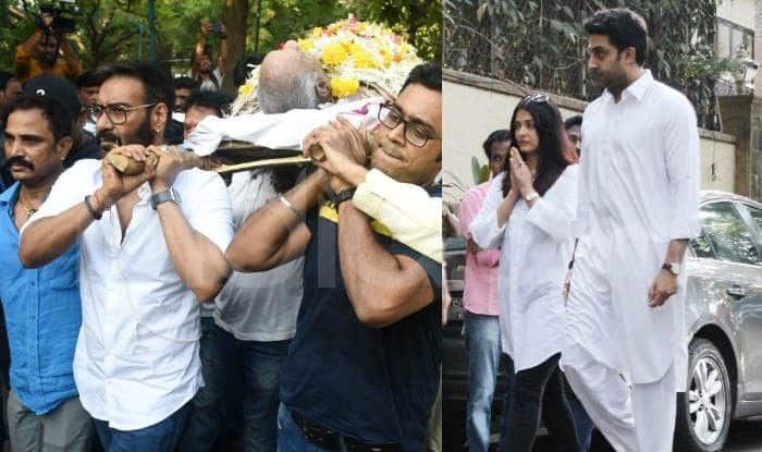 Bollywood Mourns The Demise of Ajay Devgn's Father Veeru Devgan, The Most Loved Action-Director