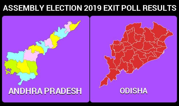 Andhra Pradesh, Odisha Assembly Elections 2019 Exit Poll Results: Who Will Form The Government For Next 5 Years?