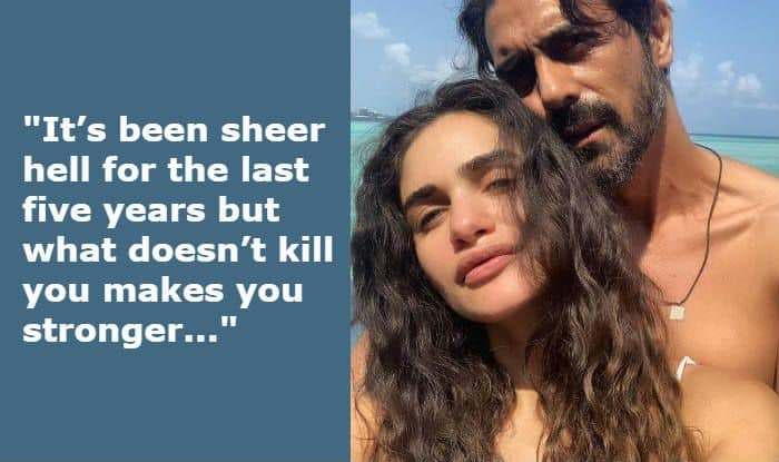 Arjun Rampal on 'Loving Gabriella', How Daughters Accepted His Girlfriend, And Living in 'Sheer Hell'