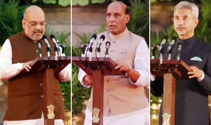 Modi Cabinet Porfolios Announced, Amit Shah Gets Home, Rajnath Defence