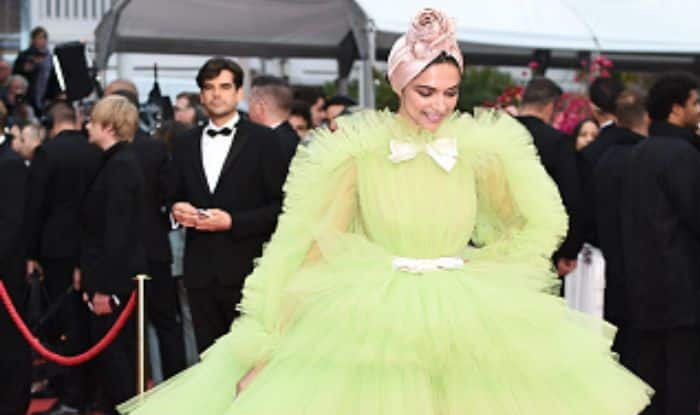 Watch: How Deepika Padukone Ruled Cannes 2019 in Her Green Tulle Dress