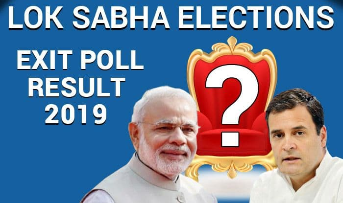 Lok Sabha Election 2019 Exit Polls And Party-wise Results Prediction Live Updates: Poll Pundits Predict NDA a Clear Winner