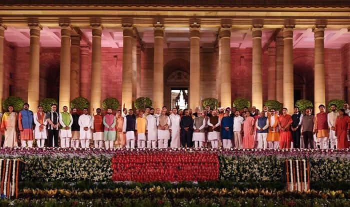 PM Narendra Modi Takes Oath; Amit Shah Inducted in Council of Ministers