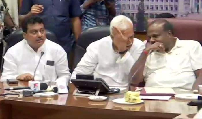 'JD(S), Congress Alliance Going Strong Under Kumaraswamy,' Claims Government After LS Rout