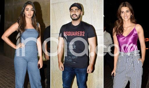 Watch: Stars at The Special Screening of Arjun Kapoor's India's Most Wanted