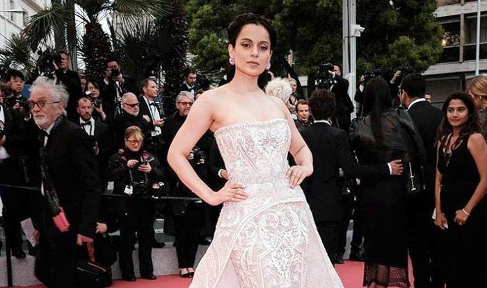 Watch How Kangana Ranaut Slayed at Cannes 2019