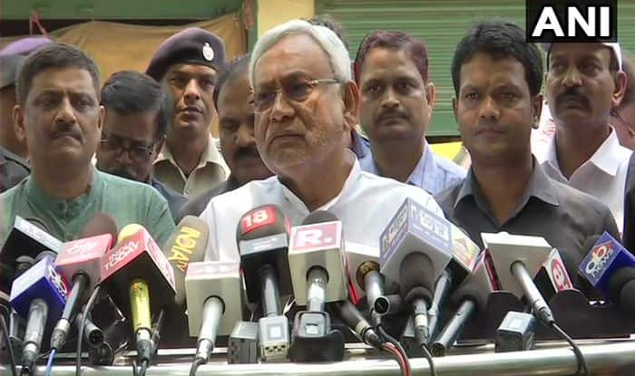 Bihar Floods: 'Arrangements Are in Place to Help Flood-affected People', Says Nitish Kumar