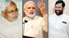 Lok Sabha Elections 2019 Exit Polls Predict Big Win for NDA in Bihar