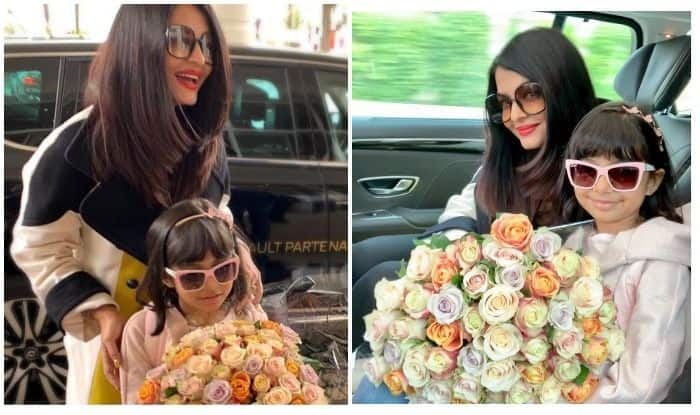 Cannes Regular Aishwarya Rai Bachchan-Aaradhya Bachchan Touchdown at French Riviera