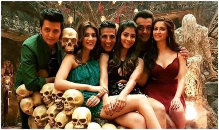 Akshay Kumar Gives a Touch of Game of Thrones to Houseful 4 And THIS Picture is Proof!