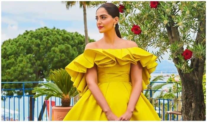 Sonam Kapoor Gives a Sneak-Peek Into Her 'Luxury' While Launching Chopard Parfums at Cannes 2019