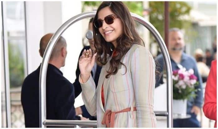 L'Oreal Ambassador Sonam Kapoor's 'Hello' From Cannes Sets Fans Speculating About Her Red Carpet Look
