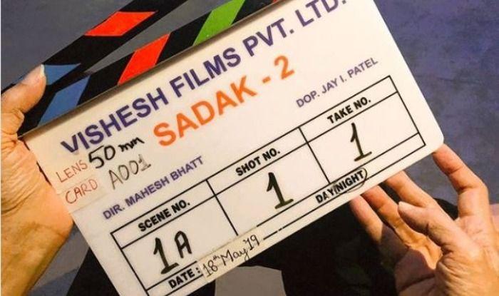 Alia Bhatt kick-starts shooting for Sadak 2