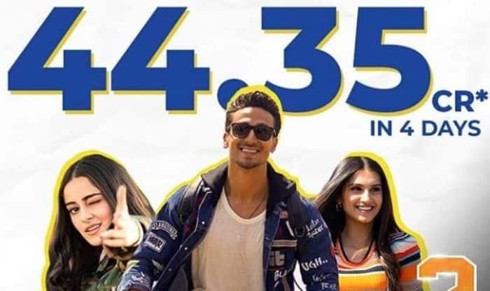 Student Of The Year 2 cast, Student Of The Year 2 box office, tara sutaria age, ananya panday age, tara sutaria instagram, ananya panday instagram, bollywood news, entertainment news