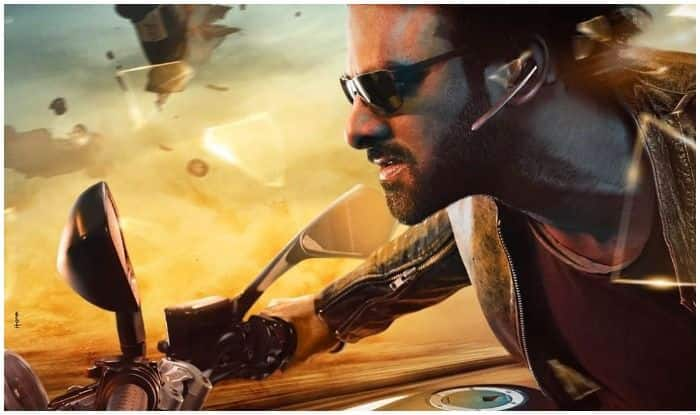 Saaho: Shraddha Kapoor Shares 'New Action-Packed Poster' And Fans Can't Keep Calm!