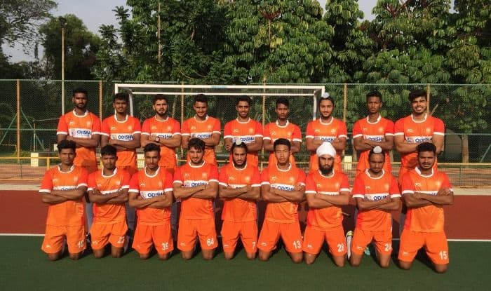 18-member Indian junior men's team for the 8-Nation Under-21 Tournament