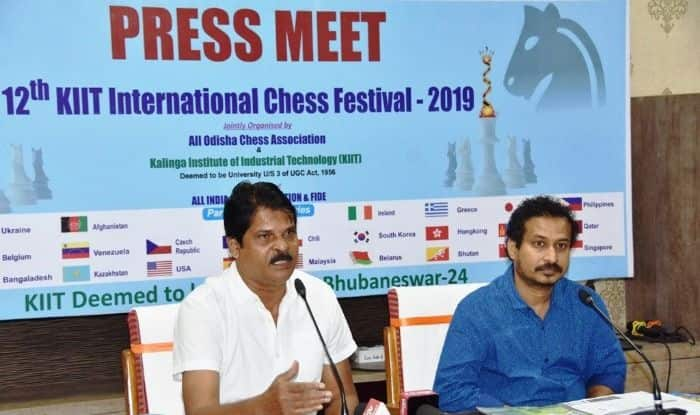 12th KIIT International Chess Festival 2019