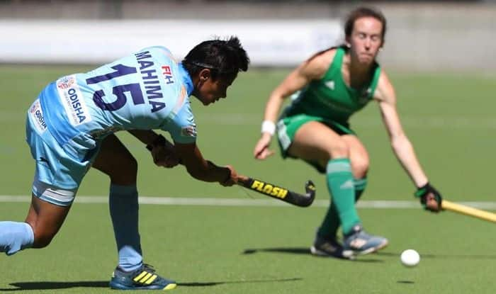Ireland Senior beat India Junior 4-1