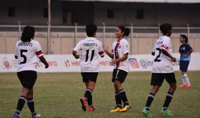 Bangalore United FC defeated Baroda Football Academy