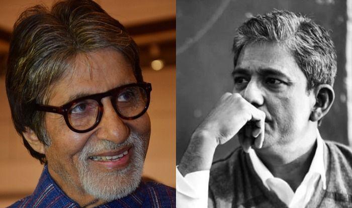 Amitabh Bachchan and Adil Hussain