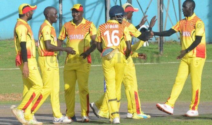Uganda Cricket Team