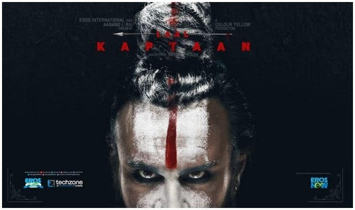 Laal Kaptaan First Poster: Saif Ali Khan's Revenge-Filled Eyes And Dark Look as Naga Sadhu Leave Fans Hooked