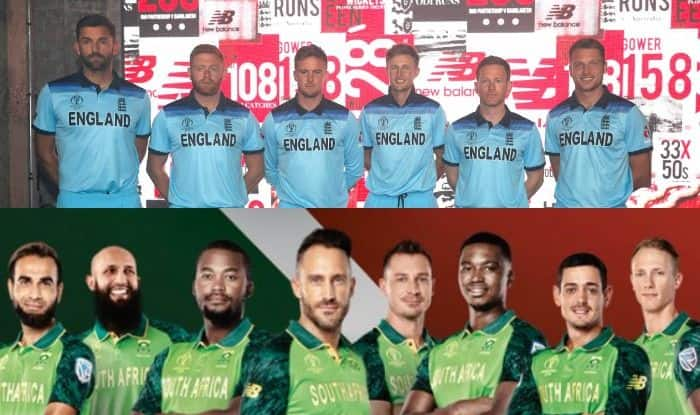 ICC World Cup 2019: England Are Favourites To Win Against South Africa In Tournament Opener