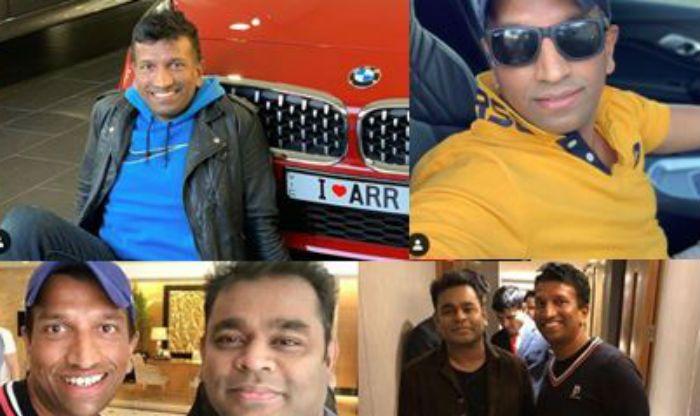 AR Rahman's Fan Dedicates His Dream Car to Him, See What The Musician Replies