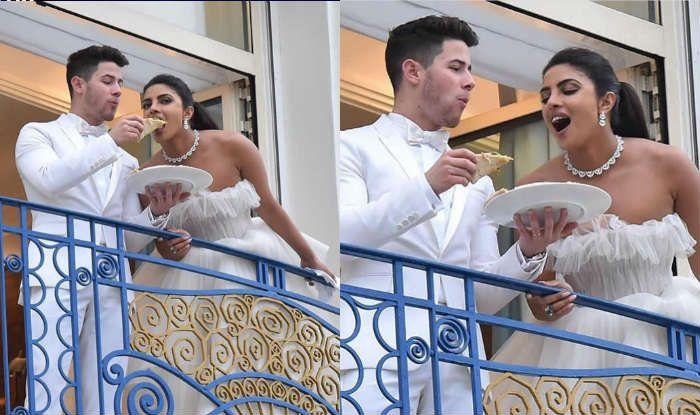 Priyanka Chopra and Nick Jonas at Cannes 2019 (Photo Courtesy: Instagram/ @jsistersnews)