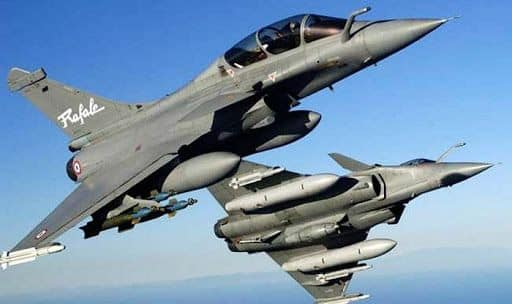 Attempted Break-in at Rafale Training in Paris, Ministry of Defence Notified