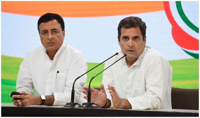 'Congratulations Modi Ji, Excellent Press Conference': Rahul Gandhi Mocks PM For Not Taking Questions