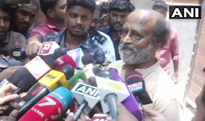 Rahul Shouldn't Resign, he Should Prove he Can do it: Rajinikanth