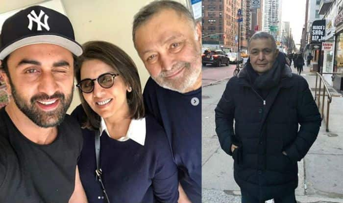 Rishi Kapoor Misses Home in India, Wonders When he Can Get Back