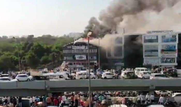 Surat Tragedy: Low Ceiling, Tyres Used For Chair Aggravated Fire