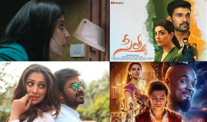 TamilRockers Leaks Tamil Horror Film Lisaa, Hollywood's Aladdin, Telugu Film Sita And Neeya 2 in HD Quality