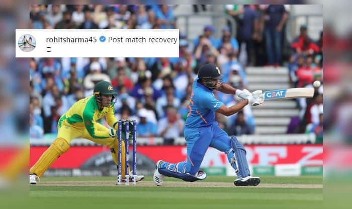 Rohit Sharma, Hitman, Samaira, Ind vs Aus, Aus vs Ind, ICC Cricket World Cup 2019, ICC World Cup 2019, Cricket News, Kennington Oval, Team India, Indian Cricket Team