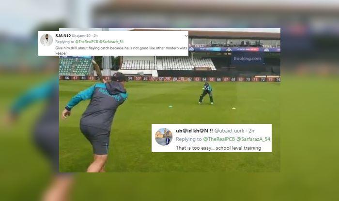 Sarfaraz Ahmed,Sarfaraz Ahmed trolled, Pak vs SL, SL vs Pak, ICC Cricket World Cup 2019, ICC World Cup 2019, Pakistan Cricket Team, Sri Lanka Cricket Team, Cricket News, Taunton