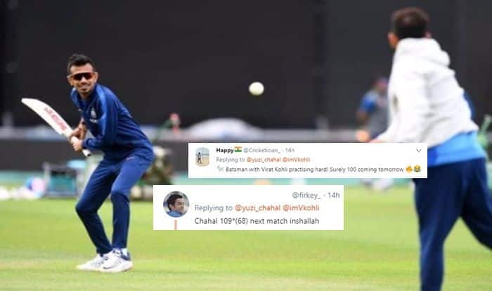 Yuzvendra Chahal, Virat Kohli, Indian Cricket Team, Ind vs SA, SA vs Ind, ICC World Cup 2019, ICC Cricket World Cup 2019, Cricket News, Ageas Bowl, Southampton