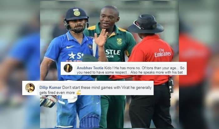 Kagiso Rabada, Virat Kohli, Rabada on Kohli, Virat Kohli immature, Kagiso Rabada Trolled, India vs South Africa, ICC Cricket World Cup 2019, World Cup 2019, Kohli vs Rabada World Cup, Rabada vs Kohli, Cricket News