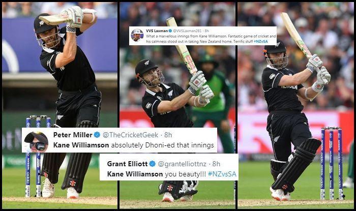 Kane Williamson, Kane Williamson century, Kane Williamson records, NZ vs SA, ICC Cricket World Cup 2019, ICC World Cup 2019, Cricket News, Kiwis, Blackcaps, Birmingham, New Zealand Cricket Team