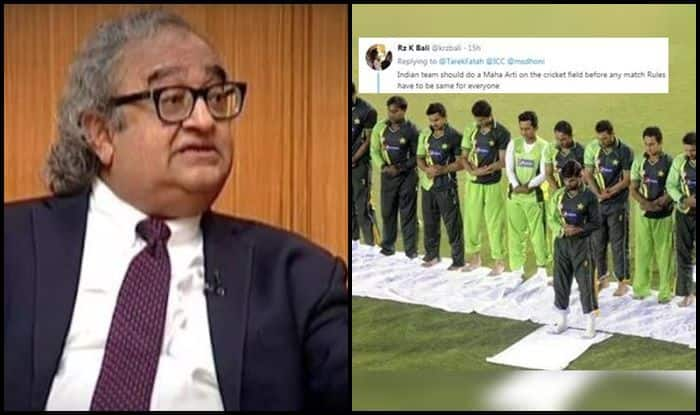 Cricket World Cup 2019, ICC Cricket World Cup 2019, ICC World Cup 2019, MS Dhoni, Army Insignia, Balidaan, Pakistan Cricket Team, Tarek Fateh, Cricket News, Special Forces, Ind vs Aus