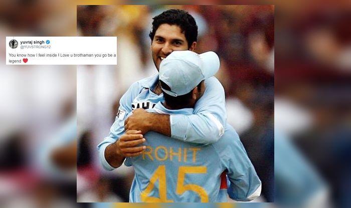 Yuvraj Singh, Yuvraj Deserves Proper farewell, Rohit Sharma, Mumbai Indians, Yuvraj Singh retires, Yuvraj singh retirement, yuvi retirement, yuvraj singh retirement from international cricket, cancer, cancer treatment, cancer survivor, twitter, fans react, twitter react, Cricket Fans