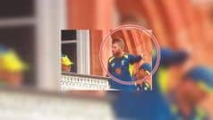 WATCH: Did Warner Engage in Heated Argument With Teammate?