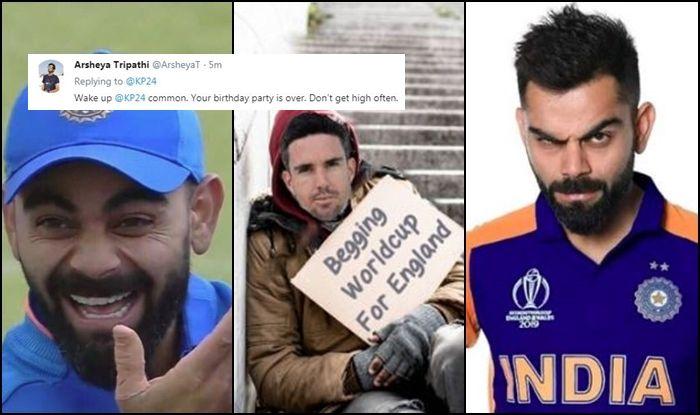 Kevin Pietersen, Kevin Pietersen trolled, Rishabh Pant Debut, India vs England, Vijay Shankar, Rishabh Pant age, Ind vs Eng, Edgbaston, Birmingham, Cricket News, ICC Cricket World Cup 2019, ICC World Cup 2019,