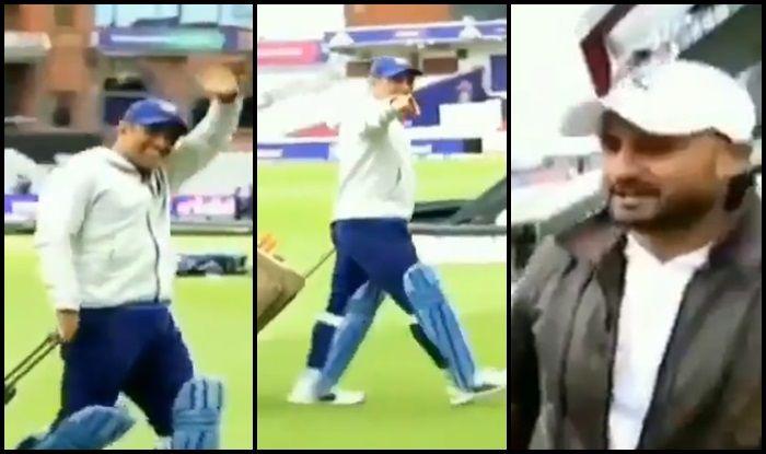 India vs Pakistan, MS Dhoni, Harbhajan Singh, Pakistan Cricket Team, Cricket World Cup 2019, ICC Cricket World Cup 2019, ICC World Cup 2019, Sarfraz Ahmed, Sarfaraz Ahmed, Pakistan Cricket Team, Cricket News, Pak vs Ind, Ind vs Pak, Manchester, Old Trafford
