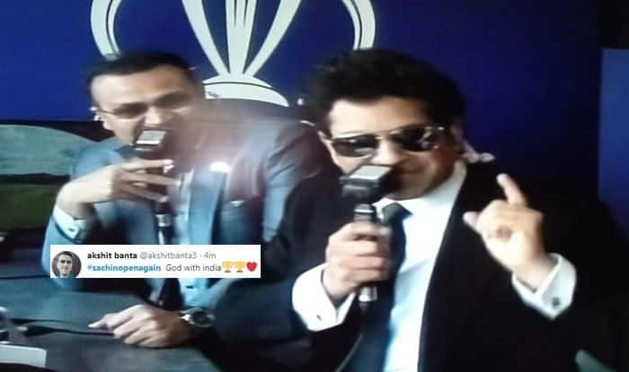 Sachin Tendulkar, Virender Sehwag, Sachin Open Again, Ind vs Aus, Aus vs Ind, ICC Cricket World Cup 2019, ICC World Cup 2019, Cricket News, Indian Cricket Team