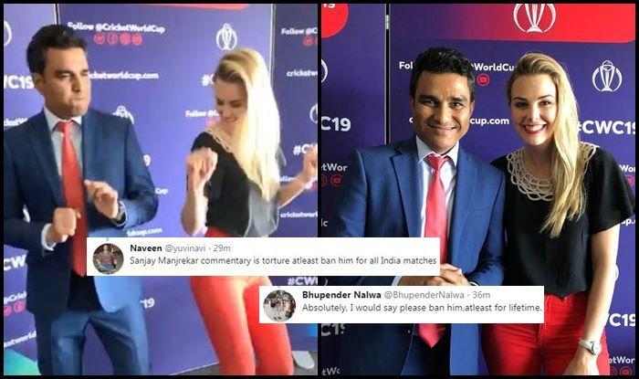 ICC World Cup 2019,ICC Cricket World Cup 2019, Sanjay Manjrekar, Sanjay Manjrekar trolled, Cricket News, Elma Kapelma, Indian Cricket Team