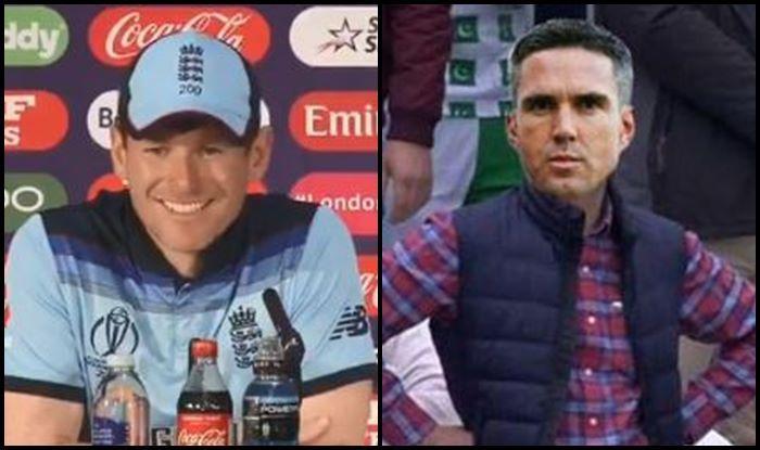 Eoin Morgan, Kevin Pietersen, Kevin Pietersen trolled, Eoin Morgan trolls Kevin Pietersen, Australia beat England by 64 runs, Eng vs Aus, ICC Cricket World Cup 2019, ICC World Cup 2019, Lords, Lords Cricket Ground, England semi-final scenario